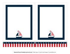 Etiquetas náuticas multiuso #yachtparty