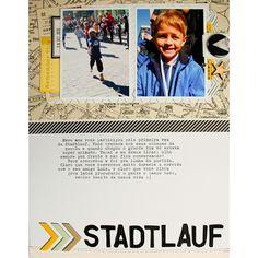Stadtlauf #SCCROP14 | Challenge #7 by baersgarten at @Studio_Calico