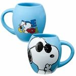 Peanuts Joe Cool Snoopy 18 oz ceramic mug Mug is ceramic with photo quality design. Microwave and dishwasher safe. Bulk packed for free standing display.Dimensions: 5.50 x 3.50 x 4.25 Peanuts Joe Cool Snoopy 18 oz ceramic mug.  Secure your new item by ordering today.