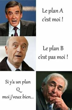 Le plan A, le plan B et le plan. Geek Humor, Life Humor, Super Meme, Funny V, Smile Images, Funny Bunnies, Just Kidding, Caricature, Haha