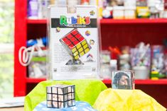 Personalize your #Rubikscube with this great DIY! For more DIYs, watch Home & Family weekdays at 10a/9c only on Hallmark Channel!