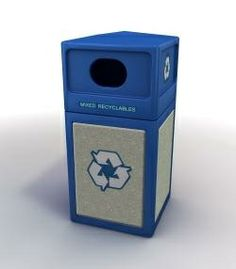 Plastic Trash Cans Trash Cans Unlimited: Wide selection of plastic trash can and plastic garbage bins. Our plastic trash cans are at lowest prices. Buy plastic trash container