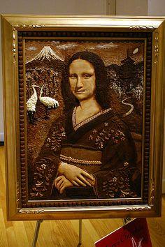 Mona in Chocolate