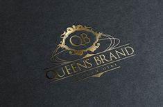 Queens Brand Logo Template released on Creative Market. Take a look and tell me what you think :)