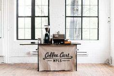 Coffee Cart MPLS mobile espresso bar