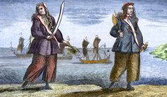 Anne Bonny & Mary Read
