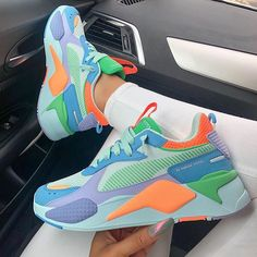 puma fluo chaussure