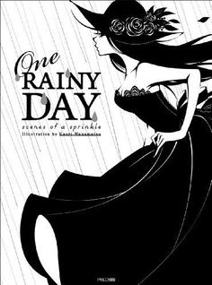 one rainy day Wakamatsu Kaori Illustration Art Book