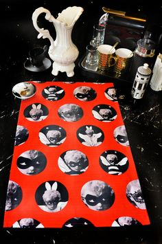 Polka Dot Background, Red Background, Red Interior Design, Interior Decorating, Baby Tea, Maximalist Interior, Red Cushions, Red Rooms, Red Interiors