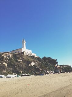 #lighthouse in #anzio