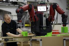 Even Small Businesses Are Jumping on the Robot Bandwagon | Robots aren't just for corporate Goliaths -- now even the little guy on Main Street is adopting them. The goal: to boost sales and productivity. But at what cost?