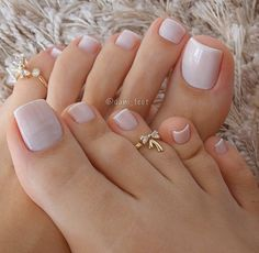 Manicures are awesome but what about pedicures