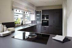 Kitchen Island, Kitchen Cabinets, Kitchen Appliances, Küchen Design, House Plans, Home Decor, Rooms, Modern Kitchens, Kitchen Design