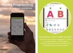 "(By Yuki Sato, The Bridge) - Japanese app developer duo Ffab0 (pronounced ""fab zero"") recently launched the English edition of a mobile learning app focused on Ruby and Ruby on Rails, called Pocket Programming. Prior to this, the team released the Japanese version of the app in late August."