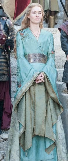 Cersei (Lena Hedy) Game of Thrones Got Costumes, Costumes For Teens, Movie Costumes, Halloween Costumes Scarecrow, Halloween Costume Contest, Medieval Dress, Cosplay, Costume Design, Lady