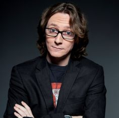 Ed Byrne says he's a miserable old git. He didn't celebrate his birthday last year and his new show, Roaring Forties, is partly about the many things that annoy him. Comedy Actors, Turning 40, Bbc Tv, British Comedy, Stand Up Comedians, I Love To Laugh, Great British, Lifestyle News, Laughing So Hard