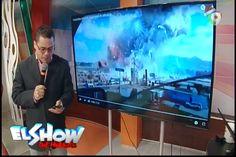 Graynmer Mendez Habla Sobre La Explosión En Fábrica De Fuegos Artificales De México
