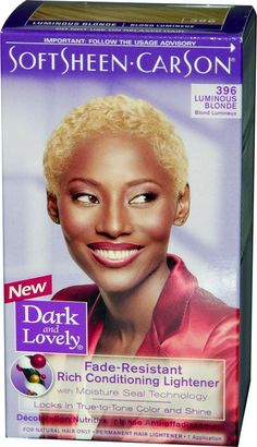 Dark and Lovely Reviving Colors - -396 Hair Color - Luminous Blonde Kit (Pack of 2) -- You can find more details by visiting the image link.