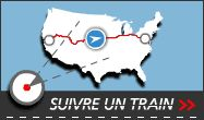 Amtrack - travel from Canada to the USA by train