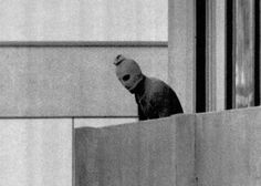 Munich Olympics - terrorist attack in Olympic village
