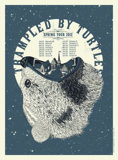 trampled by turtles. cincy - 4/29/12