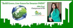 Pecgreeningindia.com, one of the leading green building consultants offers its expert assistance to build environmentally sustainable buildings, smart cities and communities that are energy efficient and don't harm the environment in any way. Taking Green India to new heights, our motto is to make as many green buildings as possible.