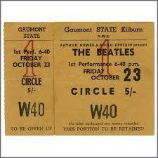 Gaumont State Cinema, Kilburn, London, October 23rd., 1964.