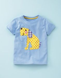 """Boden shirt for kids, but I could do something similar for the 18"""" dolls."""