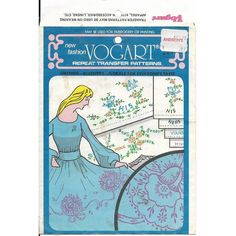 Vogart 249 Hot Iron Repeat Transfers Orchids Bluebirds Florals Used Listing in the Fabric Transfers,Fabric Painting & Decorating,Crafts, Handmade & Sewing Category on eBid Canada Bluebirds, Fabric Painting, Repeat, Orchids, Florals, Craft Supplies, Canada, Iron, Embroidery