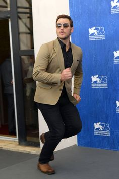 Chris Pratt - 73rd Venice Film Festival - 'The Magnificent Seven' photocall