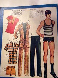 Paperdoll Fredi 1969