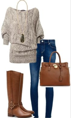 I love these Tory Burch boots @Bethany Moss we need this whole outfit!