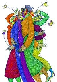 Charles Bibbs - Diversity Giclee Special Edition