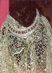 Tiara Mania: Duchess of Calabria's Ruby Tiara worn by Delia Moreno y Bourbon