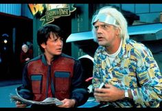People ?enraged? by finding out Back To The Future nearly had a terrible name
