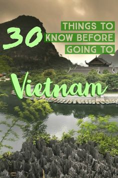 Planning your trip to Vietnam? Here are the 30 things to know before going to Vi… Planning your trip to Vietnam? Here are the 30 things to know before going to Vietnam. Find out the things you need to know… Continue Reading → - Vietnam Travel Guide, Asia Travel, Travel Abroad, Hawaii Travel, Thailand Travel, Hoi An, Travel Advice, Travel Tips, Travel Guides
