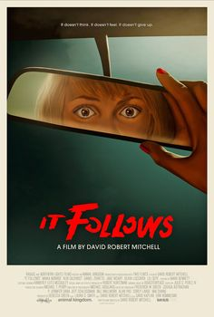 "L'excellent ""it follows"" remporte le Grand Prix et le Prix de la Critique."