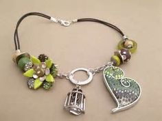 Perles-impinpin Altered Jewelry Pinterest