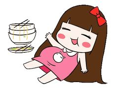 LINE Official Stickers - Momo Vol. Voiced and Animated Example with GIF Animation Funny Faces Images, Cute Couple Cartoon, Cute Cartoon Pictures, Cute Love Cartoons, Cute Love Pictures, Cute Love Gif, Cartoon Gifs, Cute Cartoon Wallpapers, Cartoon Stickers