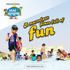 Come and find the undiscovered paradise that is waiting for you and your dear ones. MM Fun City is a magical place full of fun and adventures. Visit today!  For More: https://goo.gl/Su9dWZ #MMFunCity #Rides #BestWaterpark #WaterPark #Thrill #Joy #Excitement #Fun #Adventures