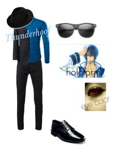 """Transformers holoforms 2"" by blaze011 ❤ liked on Polyvore featuring Haider Ackermann, Lands' End, Nunn Bush, men's fashion and menswear"