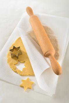 Truco para estirar la masa cuando prepares galletas