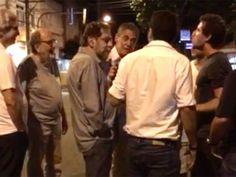 G.H.: Vídeo exclusivo: Chico Buarque bate boca defendend...