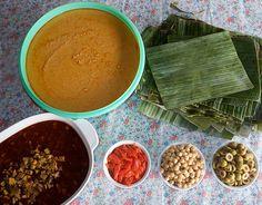ingredientes  para hacer pasteles