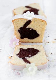 Osterbrunch: Hasenkuchen selber backen