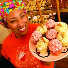 Mignon François of The Cupcake Collection found out cupcakes could provide more…