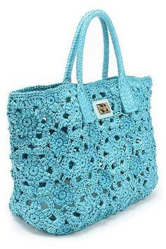 #DG #turquoise #crochet