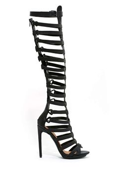 Shoe Cult Advantage Gladiator Heel