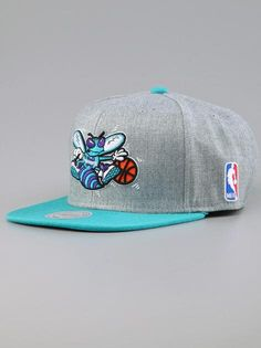 on sale 212d8 55a35 Mitchell   Ness Charlotte Hornets NBA Team Pop Blue  MitchellNess   MitchellAndNess  NBA  Caps  Cap  Cup  Snapback  CharlotteHornets