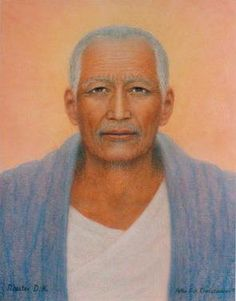 Djwhal Khul, the Tibetan, is another Master on Ray 2.